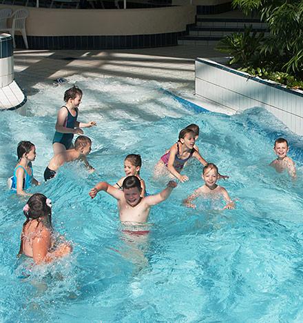 Bäder Leipzig kinder schwimmen sachsen therme kinder spaßbad leipzig