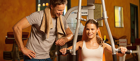 Vita SPA Fitnessclub in der Sachsen-Therme